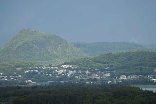 Atholville, New Brunswick Village in New Brunswick, Canada