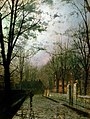Atkinson Grimshaw 1836-1893 - British Victorian-era painter - Tutt'Art@ (15).jpg