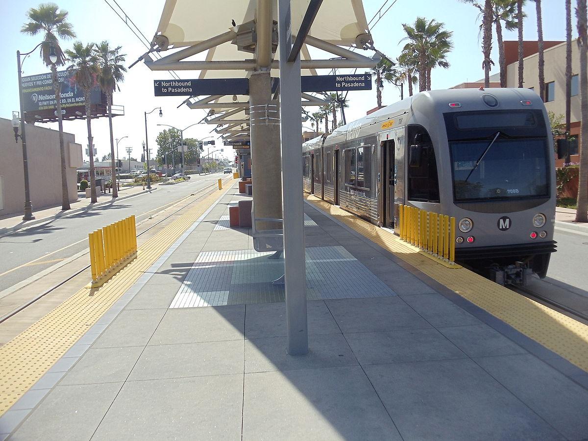 Atlantic Station Los Angeles Metro Wikipedia