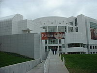High Museum of Art in Atlanta, GA.