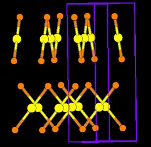 Gold(I) bromide - Image: Au Br
