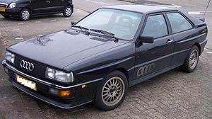 audi quattro 1980-1991 купить