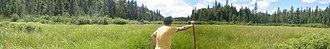 Amable du Fond River - Image: Aug 05 Algonquin No Water