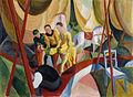August Macke - Zirkus (1913).jpg