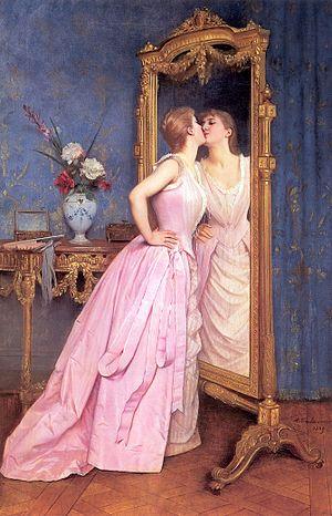 Auguste Toulmouche - Image: Auguste toulmouche vanity