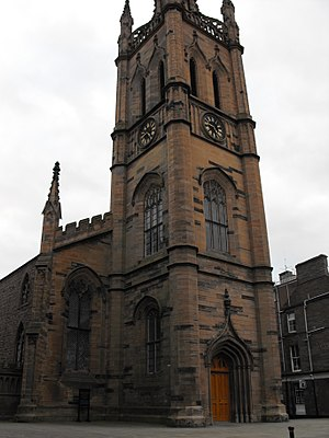 Montrose Old and St Andrew's Church - Image: Auldkirk