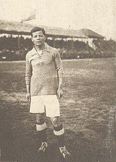 Aurelio Domínguez Chilean association football player