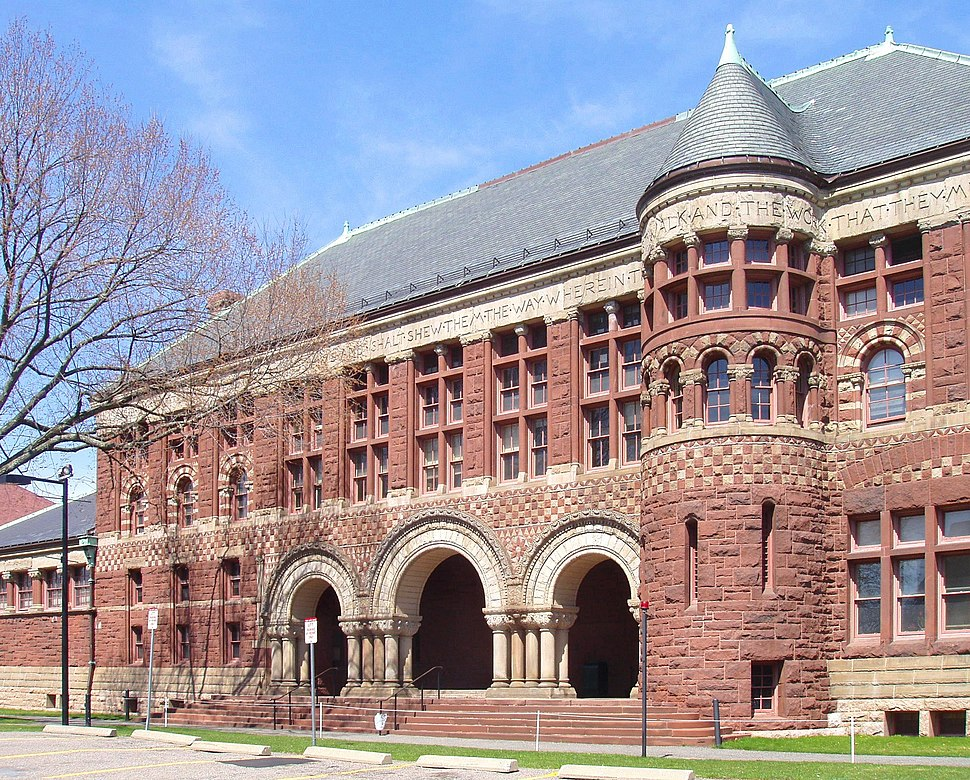 Austin Hall, Harvard University