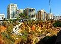 Avenida Tomás Cabreira, Praia da Rocha, Portimão.jpg