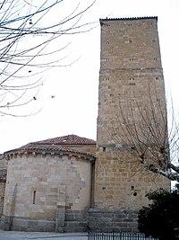 Avila - Iglesia de San Nicolas de Bari 3.jpg