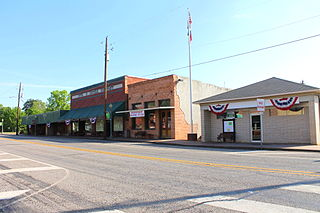 Avinger, Texas Town in Texas, United States