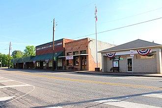 Avinger, Texas - Image: Avinger 1