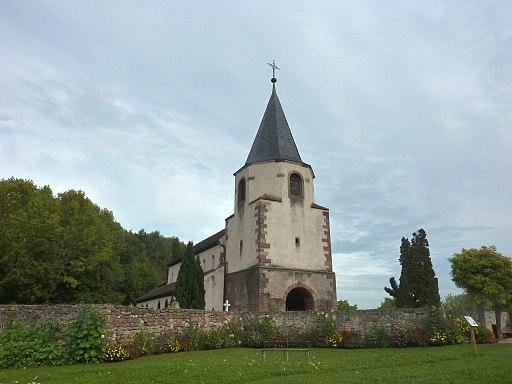 Avolsheim, Dompeter1