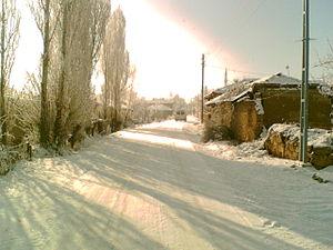 Sorgun, Yozgat - Ayrıdam, a village in Sorgun