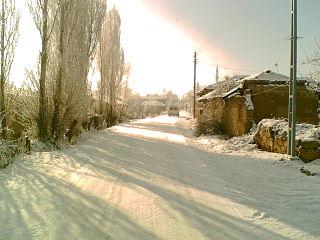 Sorgun, Yozgat District in Turkey
