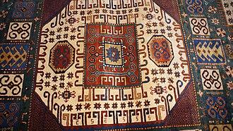 Shirvan - Traditional pile carpet of Shirvan