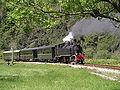 Azpeitia steam train on the line to Lasao.JPG