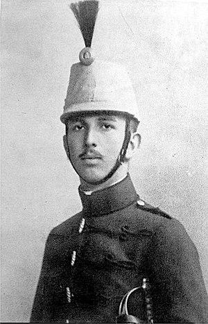 Ferenc Békássy - Békássy in uniform