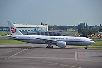B-2098 - B77L - Air China Cargo