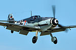 BF-109G - Flying Legends Duxford 2015 (19575353722).jpg