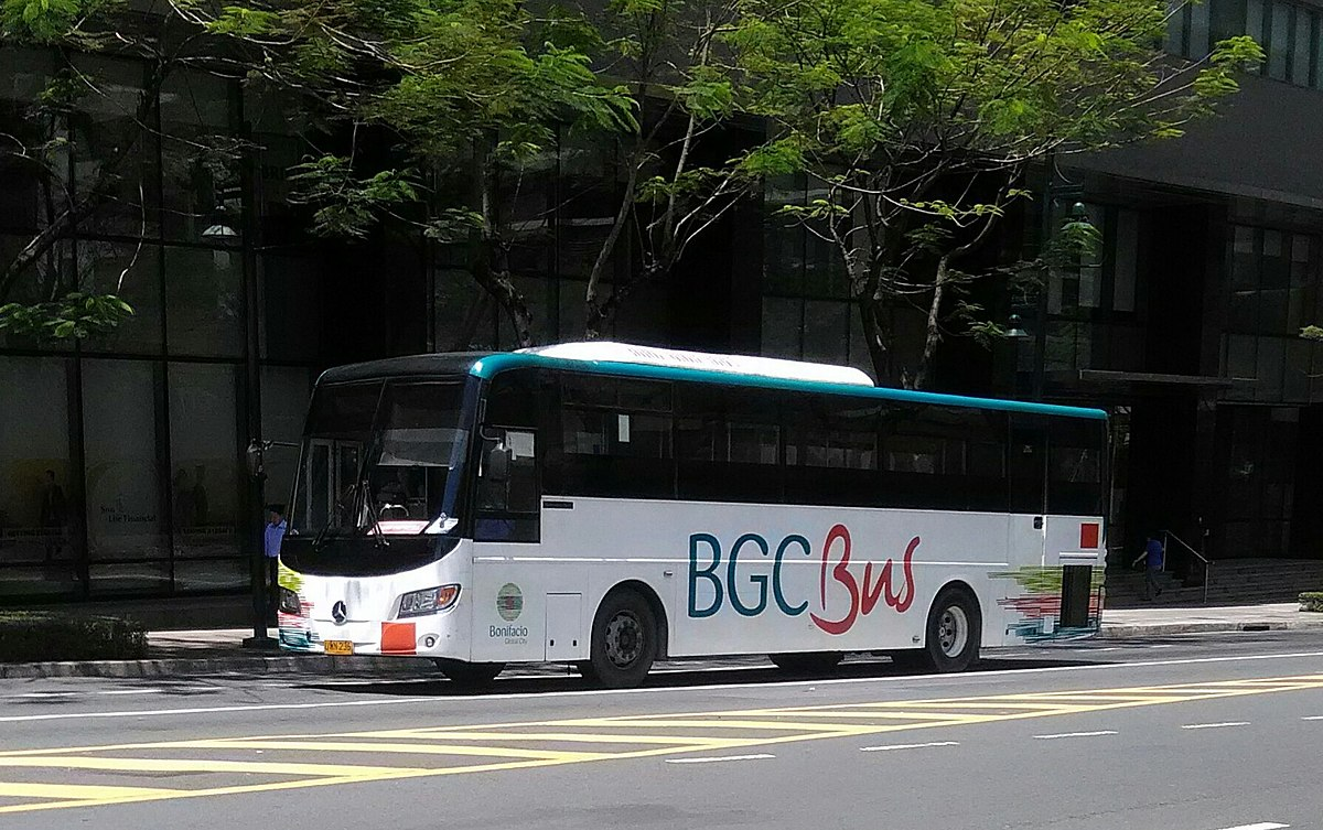 List Of Bgc Bus Routes Wikipedia