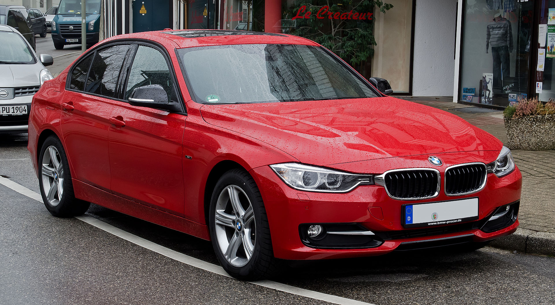 4wheelsuk A Blog About Cars Car Of The Day Bmw 3 Series