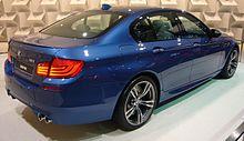 BMW M5 F10 (rear quarter).jpg