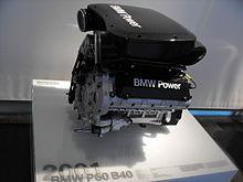 Bmw P60b40 Wikipedia