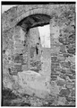 BOILING HOUSE, DETAIL OF WINDOW ON EAST WALL - Estate Annaberg, Annaberg, St. John, VI HABS VI,2-MABA,1-10.tif