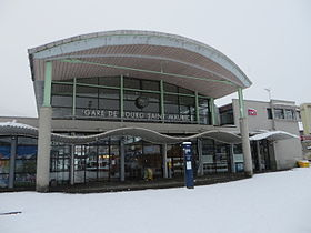 Image illustrative de l'article Gare de Bourg-Saint-Maurice