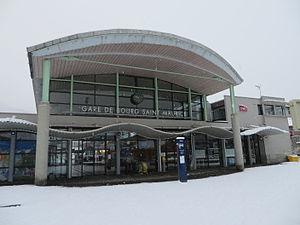 Gare de Bourg-Saint-Maurice - Gare de Bourg-Saint-Maurice