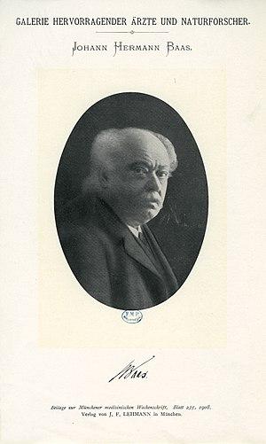 Johann Hermann Baas - Johann Hermann Baas