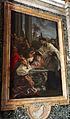 Baciccio, san francesco saverio battezza una regina orientale, 1705, 01.JPG