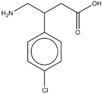 Article Wikipédia sur Baclofène