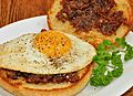 Bacon jam on toast with egg.jpg