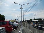 34,500 volt distribution line pole, Philippines