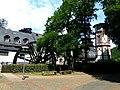 Bad Münster am Stein-Ebernburg – Mühlrad am Kurhaus - panoramio.jpg