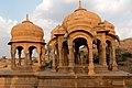 Bada Bagh-4-Chhatri of Mâhârawal Shalivahan Singh Ji III-20131009-8.jpg