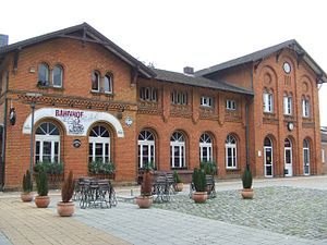 Bohmte - Bohmte railway station