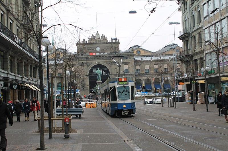 Onde fazer compras em Zurique