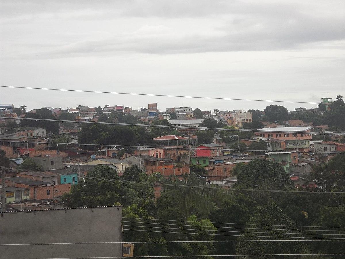 Amazonino mendes bairro de manaus wikip dia a for Piletas publicas en zona norte