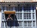 Balcón de las Cocheras del Rey. (31436833828).jpg