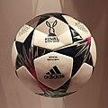 Ballon de la finale de la Champions League féminine 2018 (cropped).JPG