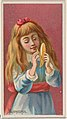 Banana, from the Fruits series (N12) for Allen & Ginter Cigarettes Brands MET DP834606.jpg