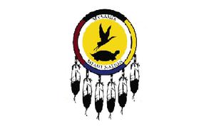Miami Tribe of Oklahoma - Image: Bandera Miami Nation