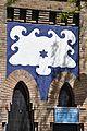 Barcelona (junction of Gran Via de les Corts Catalanes and Marina street). La Monumental bullring. 1914-1916. Manuel J. Raspall, Ignasi Mas and Domènec Sugrañes, architects (27214645686).jpg