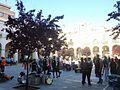 Barcelona - Distrito de Sant Andreu, Barrio de La Sagrera, Plaça de Masadas 2.jpg