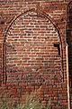 Barciany Zamek Elewacja Południowa Fragment 01.JPG