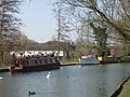 Barges and boats on the Canal at Berkhamsted - geograph.org.uk - 1238789.jpg