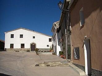 Bádenas - Image: Barrio Alto